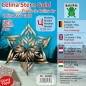 Mobile Preview: Celina Stern gold Bastelset Weihnachtsstern